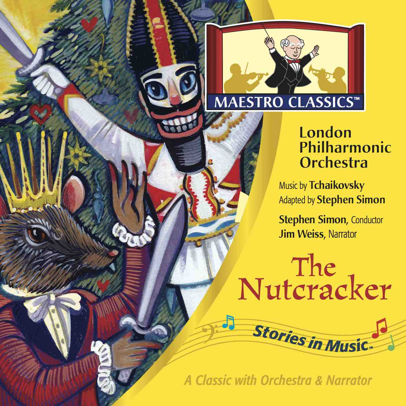 The Nutcracker from Maestro Classics