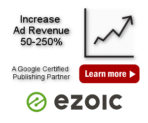 Ezoic Google Certified Publishing Partner
