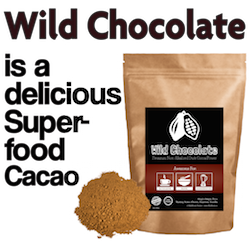 wild foods cacao powder