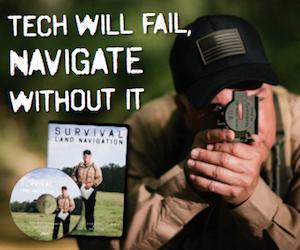 Survival Land Navigation DVD