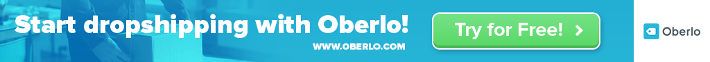Start Dropshipping with Oberlo