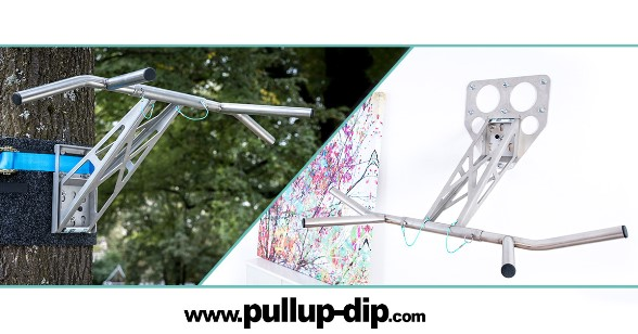 Pullup & Dip-Klimmzugstange für den Outdoor-Gebrauch