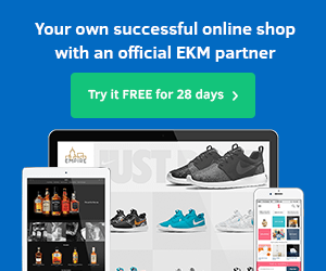 Sign up for your free 28 day EKM trial