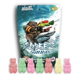 Strong CBD Gummy Bears!