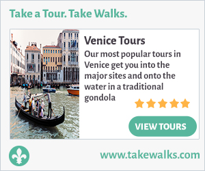 It's all trip to me Venice Take Walks tours