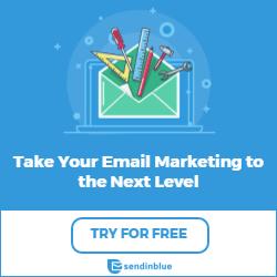 sendinblue email provider