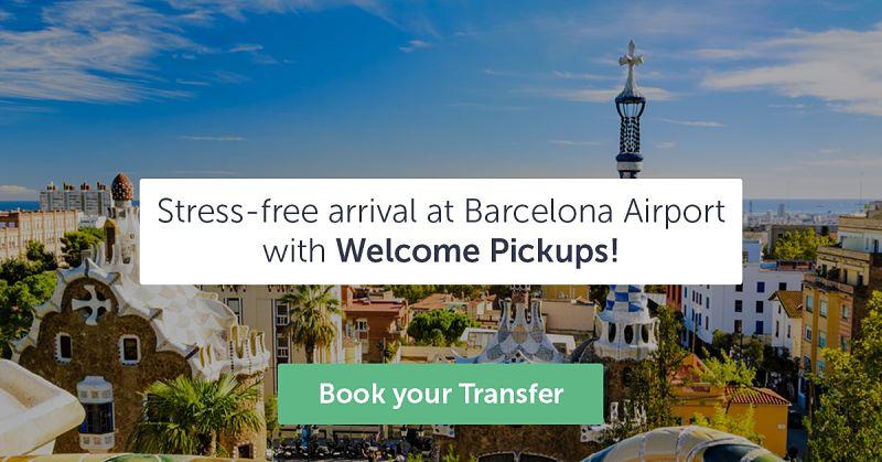 Как добраться из аэропорта Барселоны до центра города - такси автобус поезд трансфер