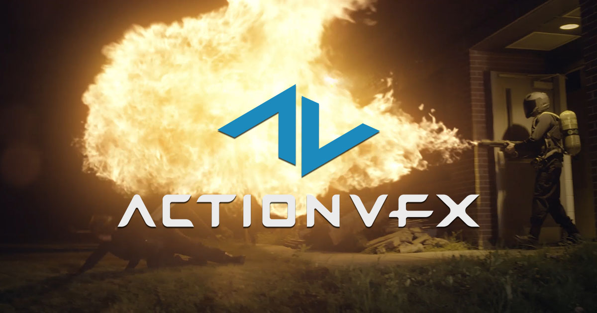 ActionVFX Stock Footage