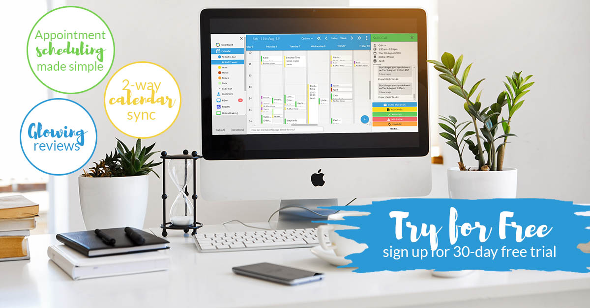 10to8: Appointment Scheduling Software