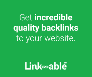 Get incredible quality backlinks