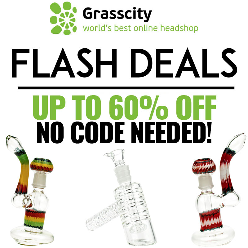 grass city 60% off