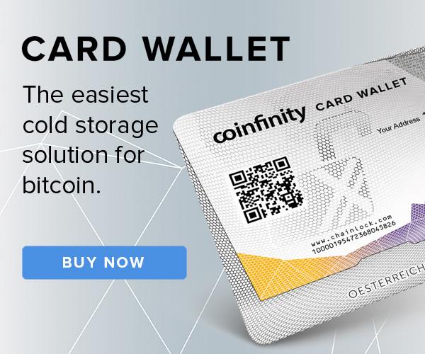 Wallet: Kryptowährungen