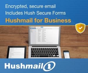 Try Hushmail to secure your business email