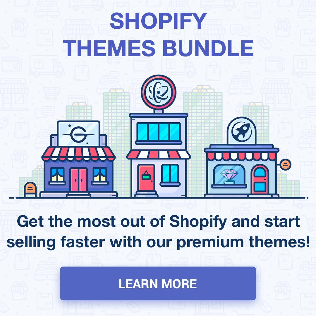 Shopify Themes Bundle