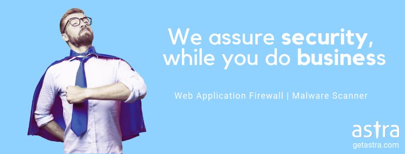 Web Application Firewall | Malware Scanner