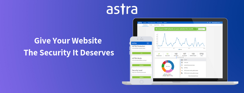 Flash Cash Club   SEO Tools Review Web Security: Astra Security Suite Review