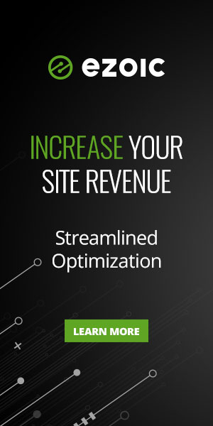 ezoic - increase site revenue