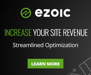 Ezoic ad revenue optimization