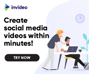 Invideo Video Editing Software