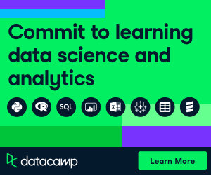 Learn Data Science by Doing with DataCamp