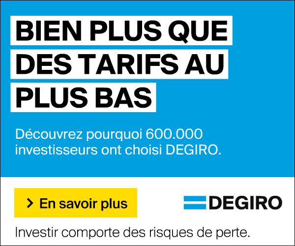 DEGIRO ads